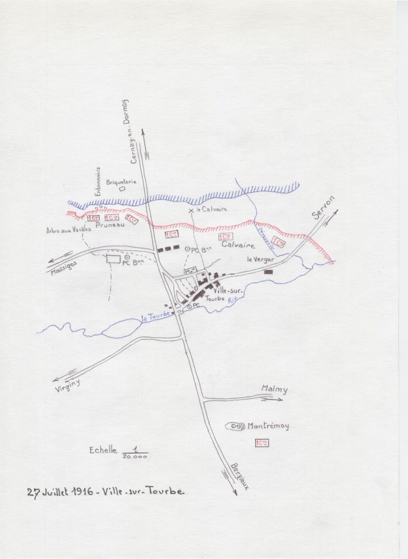 Positions du 124e Régiment d'Infanterie 3_vill10