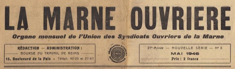 La Marne Ouvrière 8_mai110