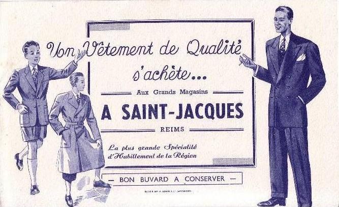 Publicités & Commerces Buvard10