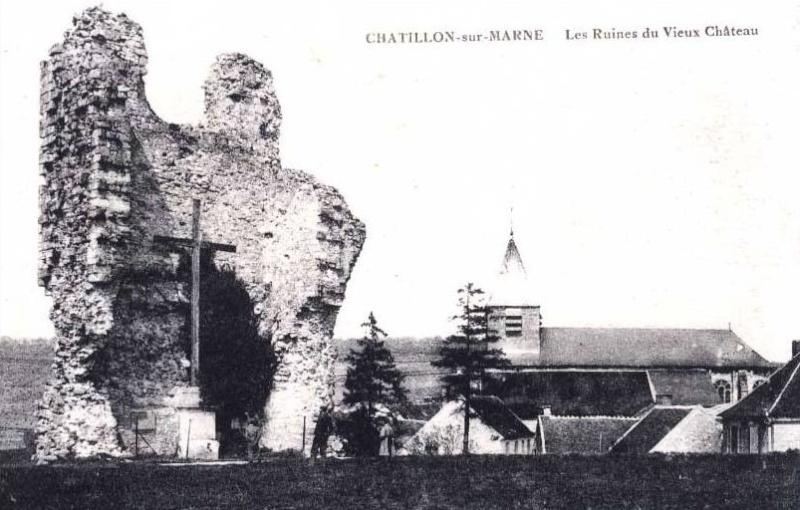 CHÂTILLON-sur-MARNE Chatil10