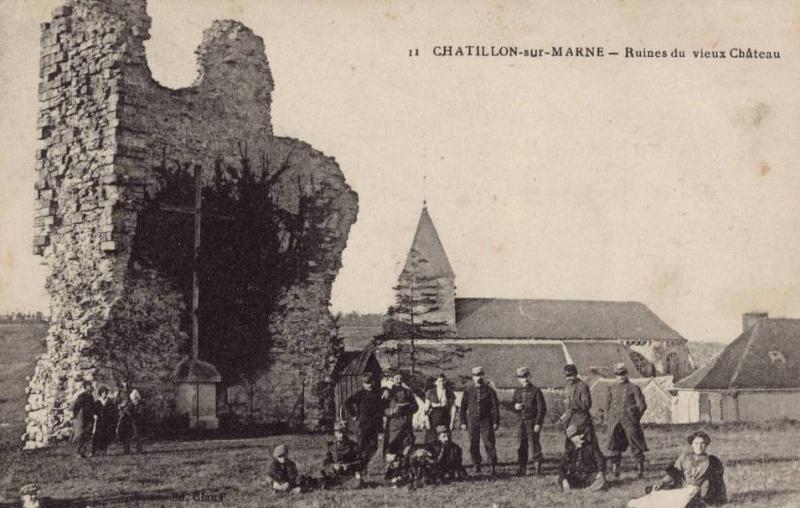 CHÂTILLON-sur-MARNE Chatil11