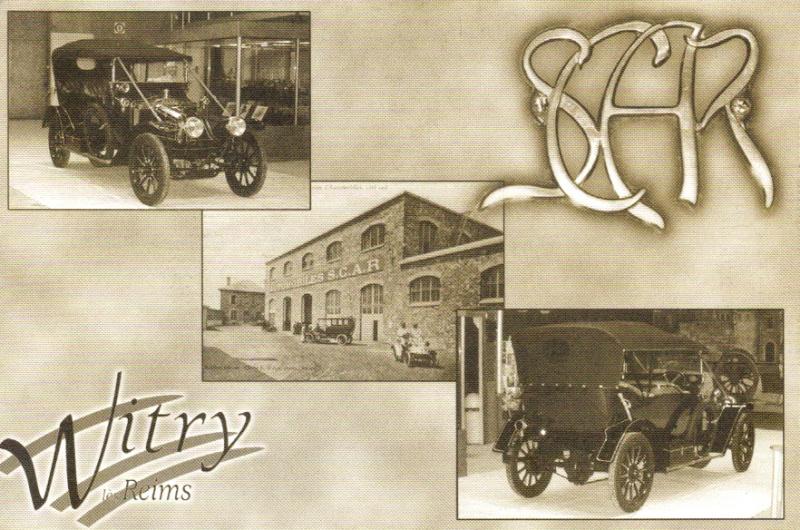 L'Usine Automobile SCAR de Witry-les-Reims Commem10