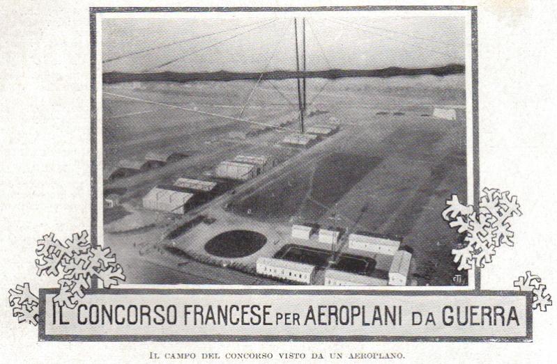 Le Concours d'Aviation Militaire de 1911 Concor11
