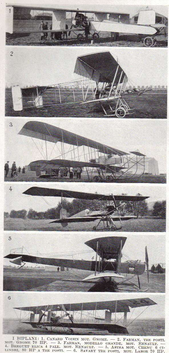 Le Concours d'Aviation Militaire de 1911 Concor14