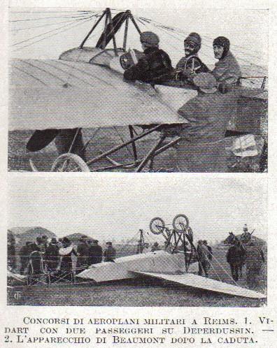 Le Concours d'Aviation Militaire de 1911 Concor17