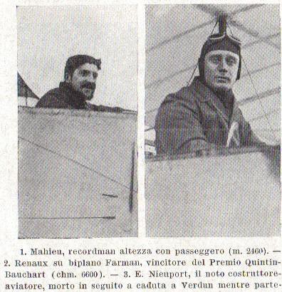 Le Concours d'Aviation Militaire de 1911 Concor24