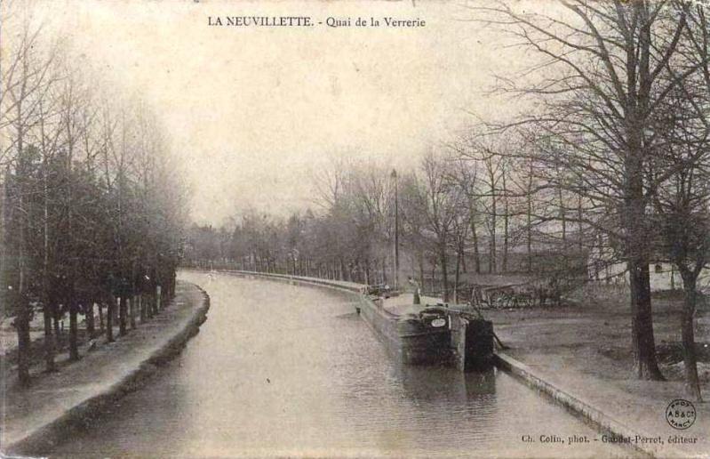 La NEUVILLETTE Cpa_le10
