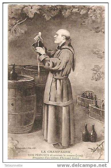 "Dom PERIGNON, ""Inventeur"" du Champagne Dom_pe10"