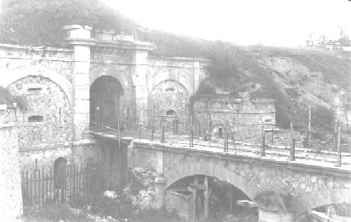 Le Fort de BRIMONT Entree11
