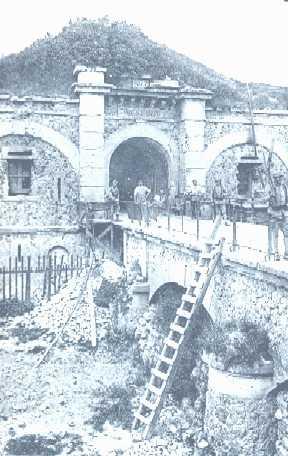 Le Fort de BRIMONT Entree12