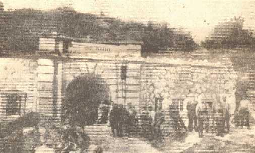 Le Fort de WITRY-LES-REIMS Entree14