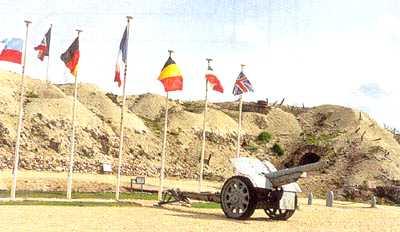 Le Fort de la POMPELLE Esplan10