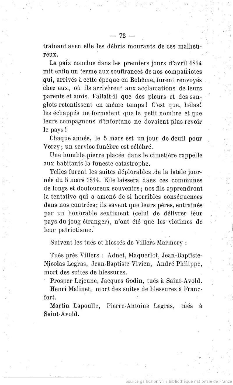 La Campagne de France - 1814 F7611