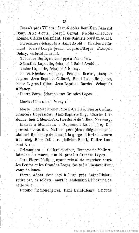 La Campagne de France - 1814 F7710