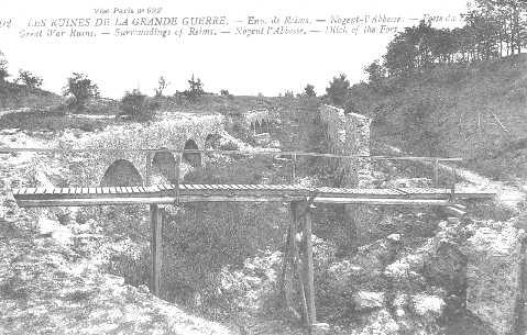 Le Fort de NOGENT-L'ABBESSE Fosse10