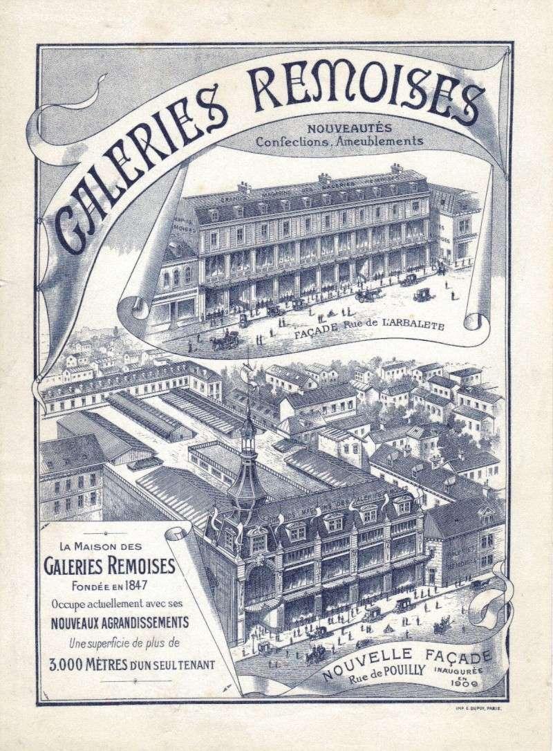 Publicités & Commerces Galeri10