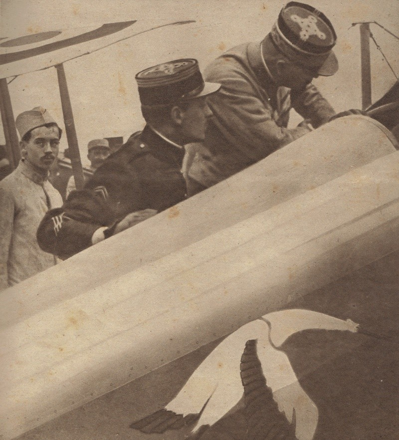 L'Aviation dans la Marne pendant la Grande Guerre Guynem10