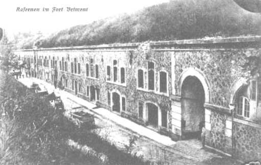 Le Fort de BRIMONT Kasern10