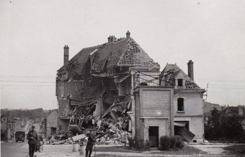 FISMES pendant la 2nde Guerre Mondiale Maison12