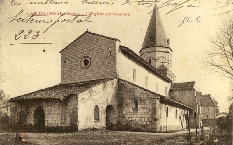 La CHAUSSEE-sur-MARNE Nouvel13
