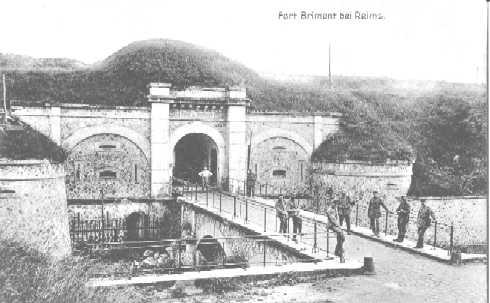 Le Fort de BRIMONT Pause10