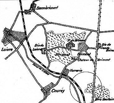 Le Fort de BRIMONT Plan10