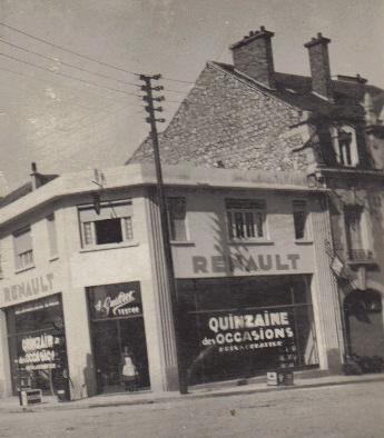 L'Artisanat & le Commerce à Fismes Renaul10