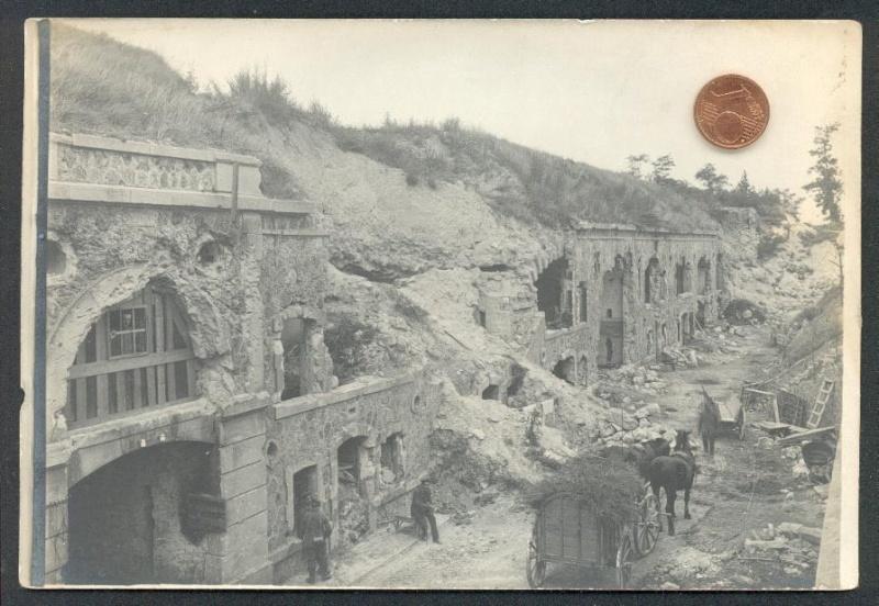 Le Fort de BRIMONT Ruines11