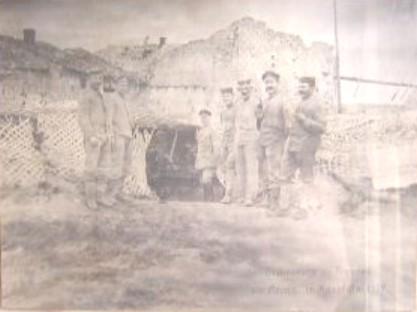 Le Fort de FRESNES Soldat11