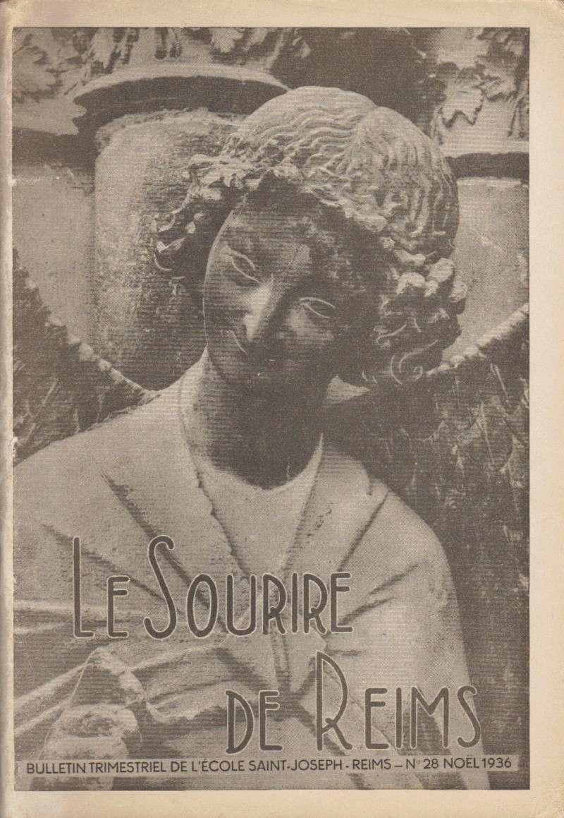 Le Sourire de Reims - Bulletin du Collège Saint-Joseph de Reims Sourir13