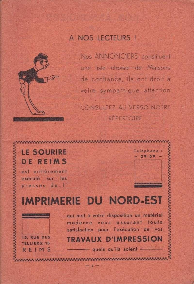 Le Sourire de Reims - Bulletin du Collège Saint-Joseph de Reims Sourir15