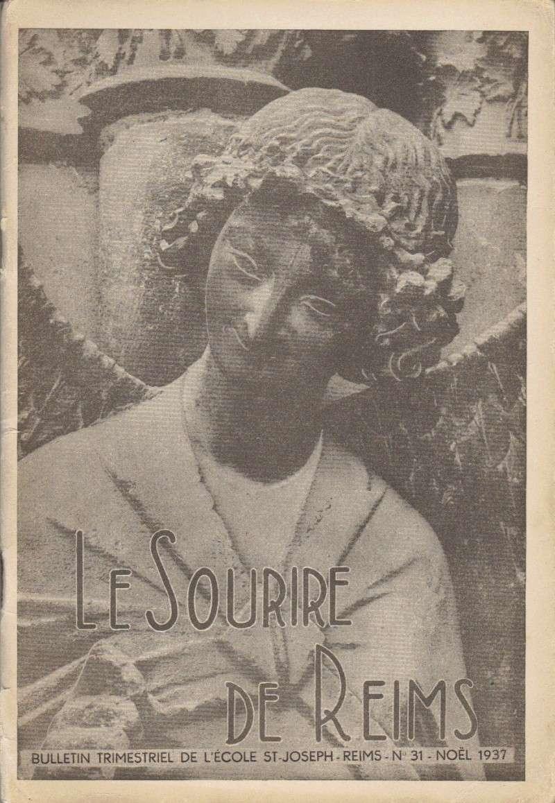 Le Sourire de Reims - Bulletin du Collège Saint-Joseph de Reims Sourir18