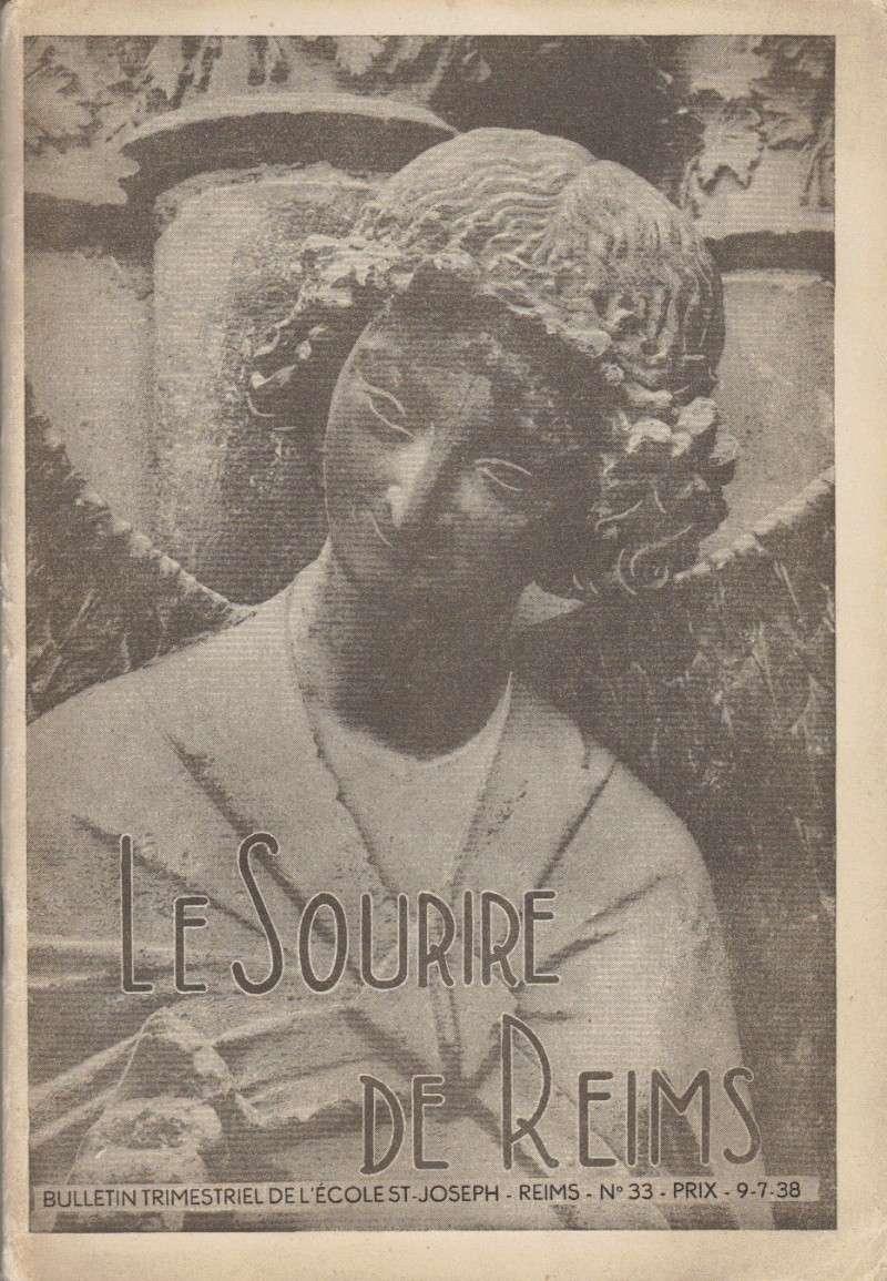 Le Sourire de Reims - Bulletin du Collège Saint-Joseph de Reims Sourir21