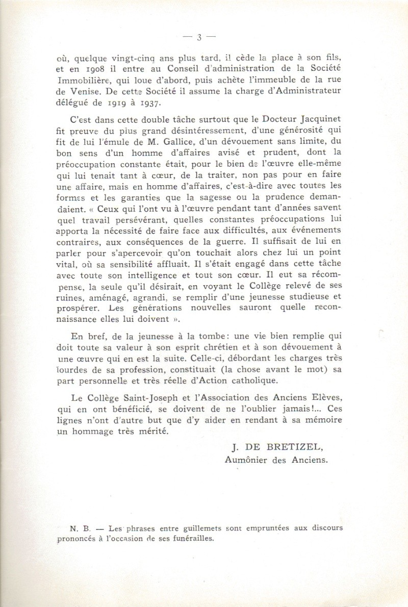 Le Sourire de Reims - Bulletin du Collège Saint-Joseph de Reims Sourir24