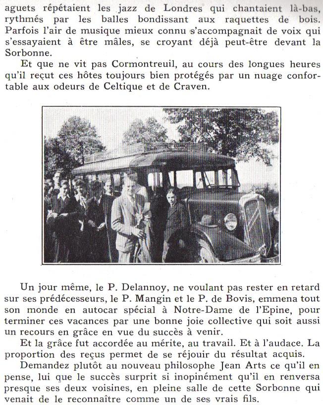 Le Sourire de Reims - Bulletin du Collège Saint-Joseph de Reims Sourir29