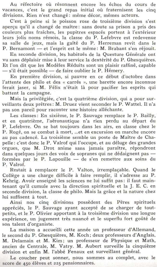 Le Sourire de Reims - Bulletin du Collège Saint-Joseph de Reims Sourir31