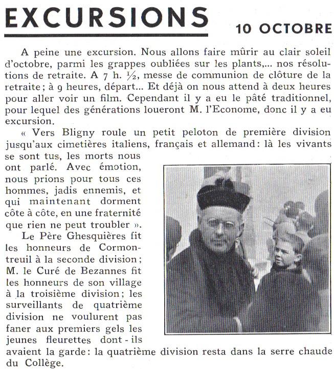 Le Sourire de Reims - Bulletin du Collège Saint-Joseph de Reims Sourir32