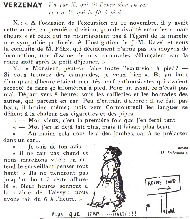 Le Sourire de Reims - Bulletin du Collège Saint-Joseph de Reims Sourir33