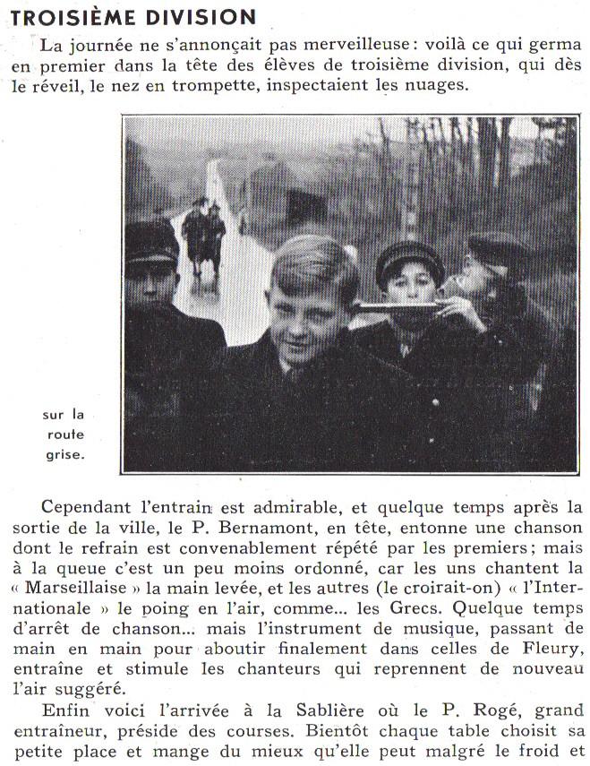 Le Sourire de Reims - Bulletin du Collège Saint-Joseph de Reims Sourir36