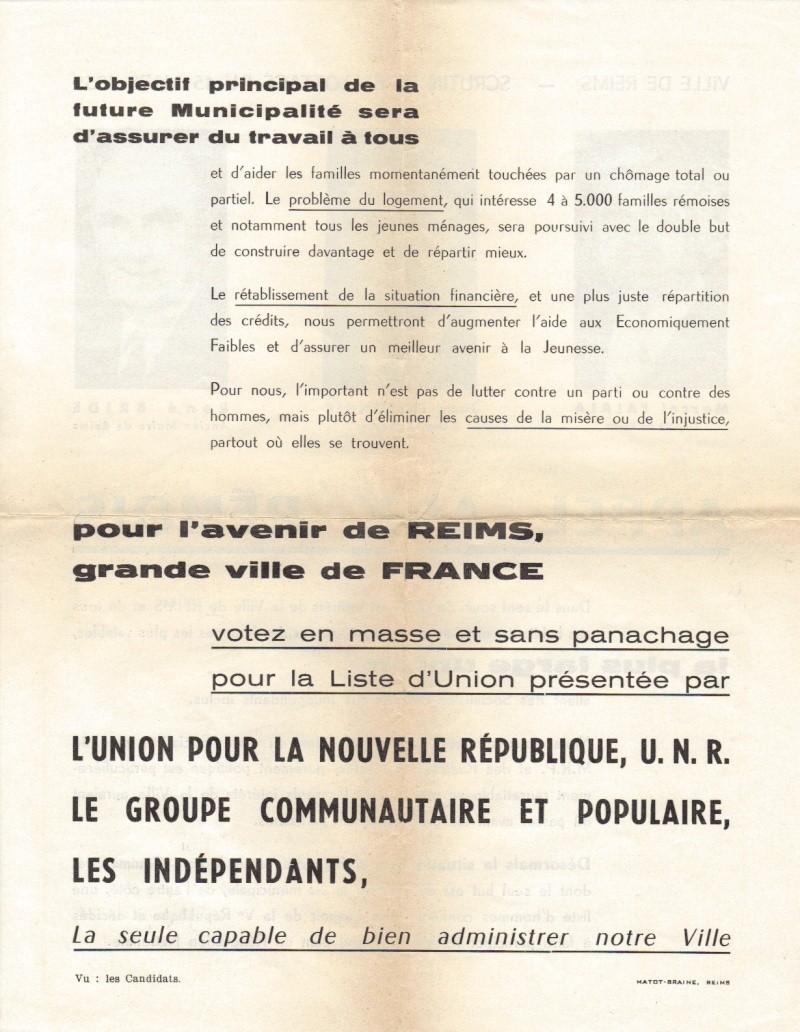 L'U.N.R. - L'Union pour la Nouvelle République Unr_el11