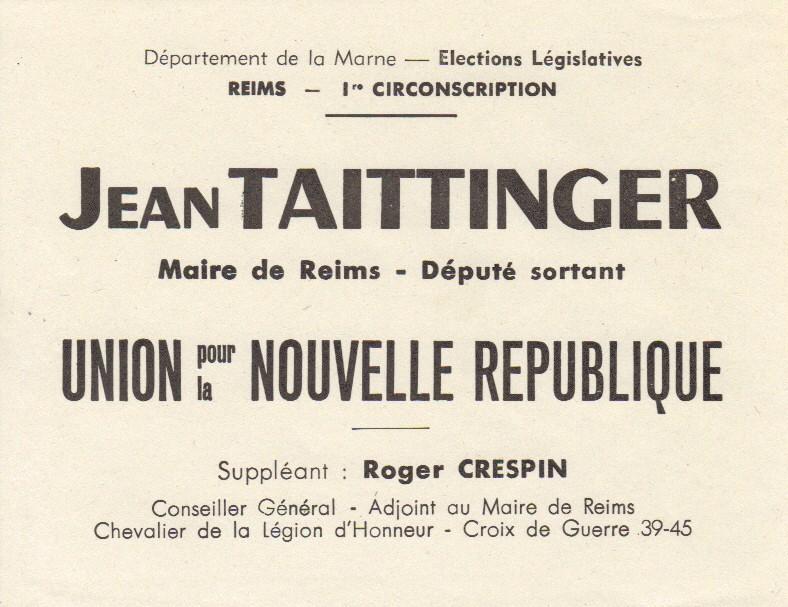 L'U.N.R. - L'Union pour la Nouvelle République Unr_le12
