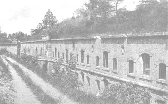 Le Fort de WITRY-LES-REIMS Vuegen12