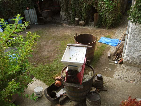 Tehnologija pravljenja vina Muljac10