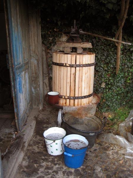 Tehnologija pravljenja vina Presa10
