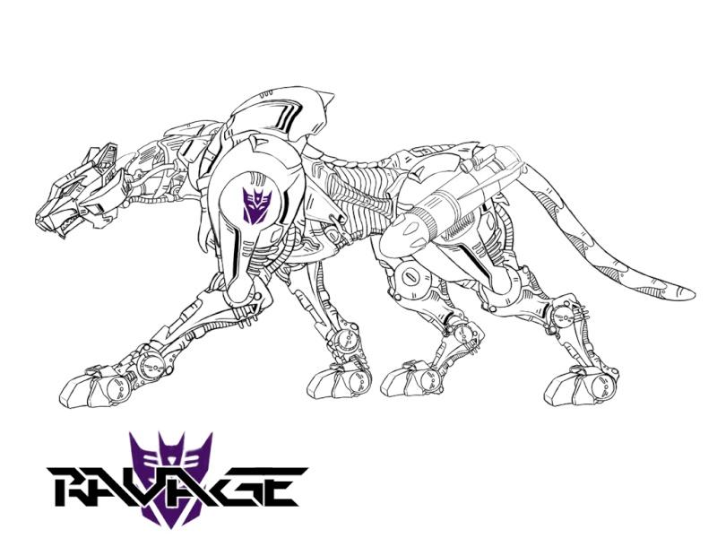 Transformers 2: La Revanche (2009) - Rumeurs/Actualités - Partie 1 - Page 5 Ravage11