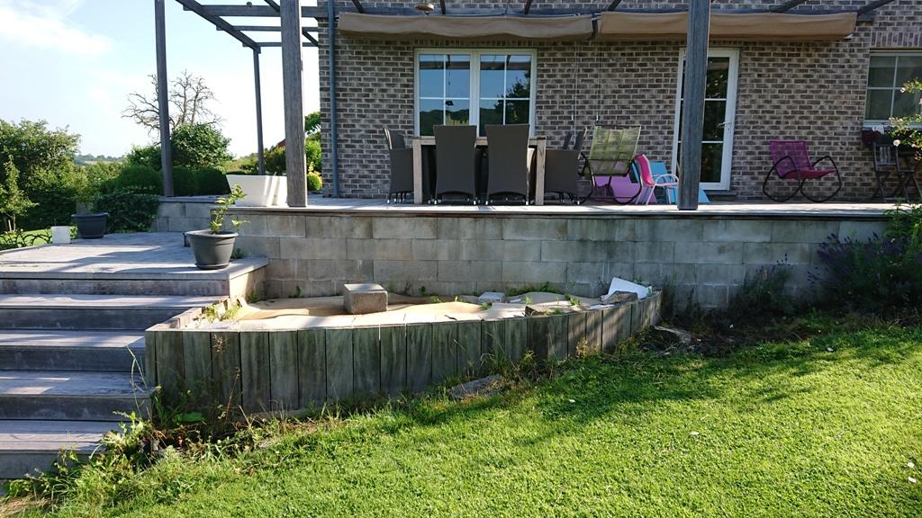 un mini bassin pour nénuphar, comment faire  Dsc_0611
