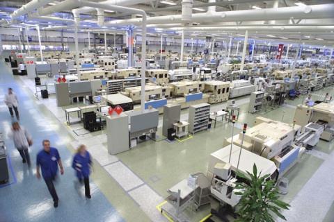 مصنع نوكيا من الداخل H10