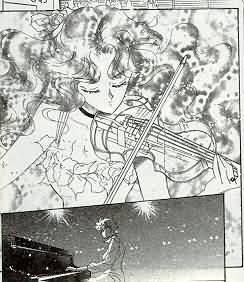 manga resimleri Violin10