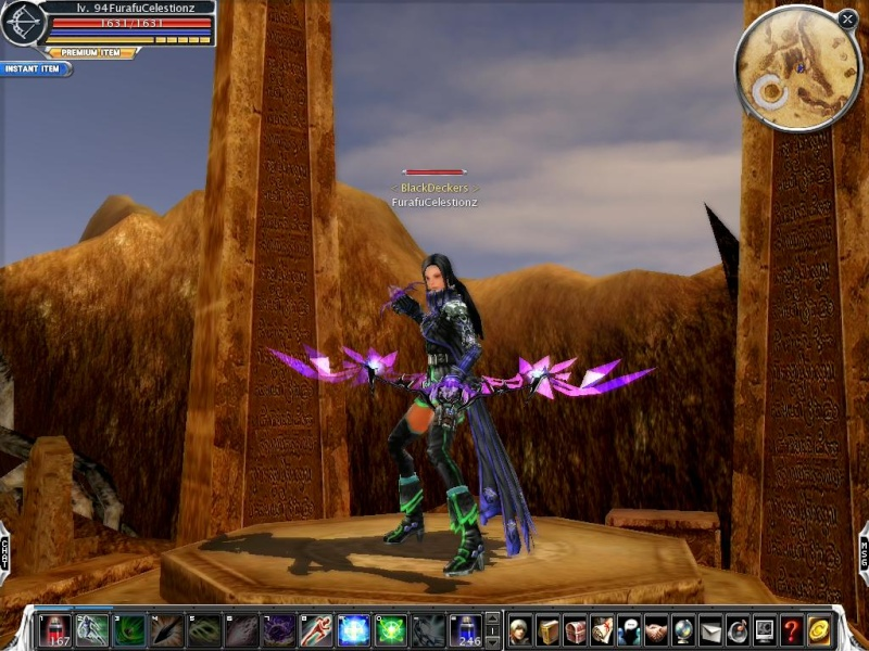 Level 9X, Force Archer Cabalv54