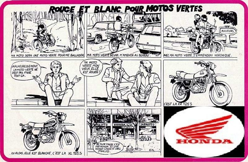 Pubs d'epoque honda  (tout modele ) 1980-010